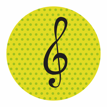 music notes: music note theme elements vector,eps