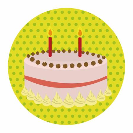 decorating: decorating cake elements