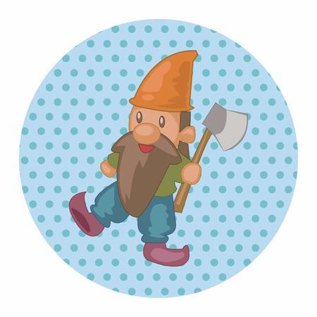 dwarfs: Dwarfs theme elements