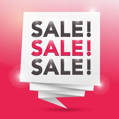 sale: sale sale sale, poster design element