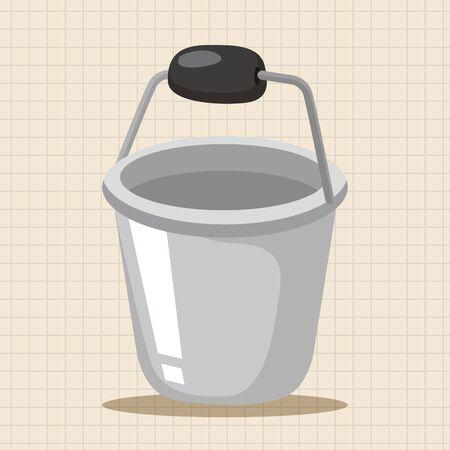 bait box: fishing box theme elements