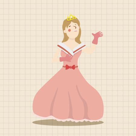 royal: Royal theme princess elements