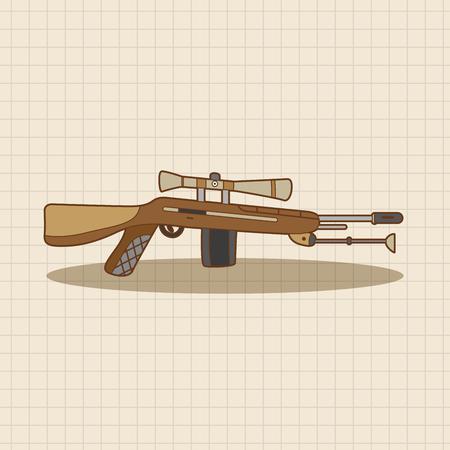 weapon: weapon gun theme elements