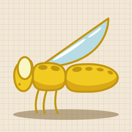 insect mosquito: bug cartoon elements vector,eps