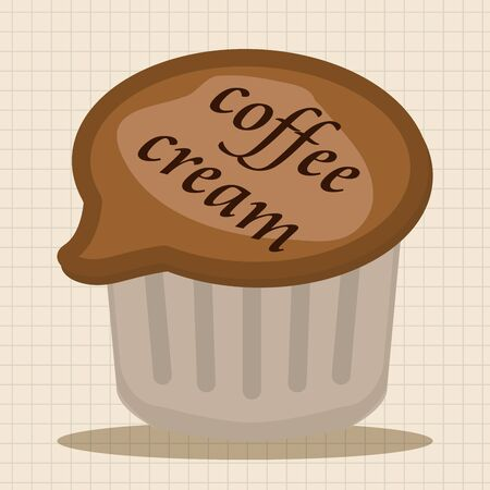 Coffee Cream Clip Art