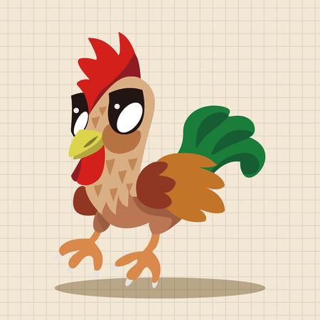 animal cock: animali cazzo fumetto elementi tematici