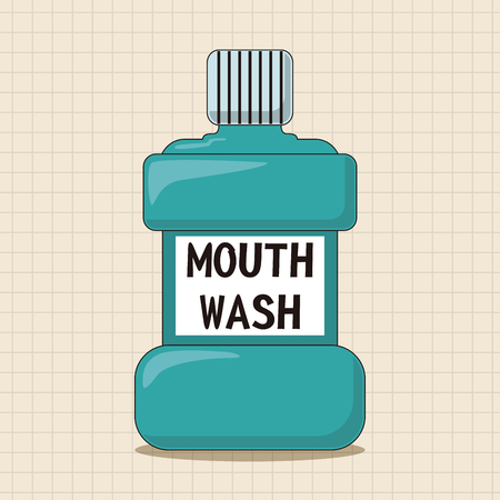 mouthwash: Mouthwash theme elements