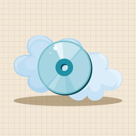 cdrom: CD-ROM theme elements