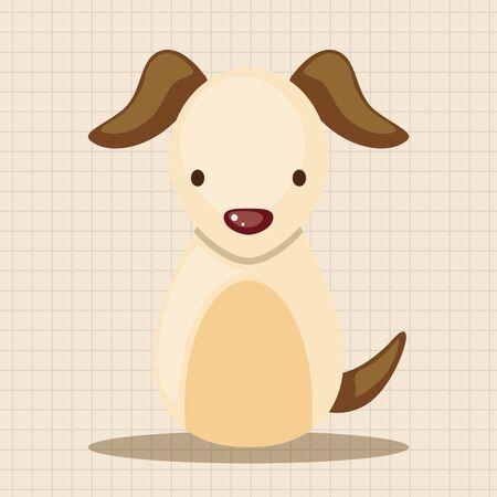 year of snake: Chinese Zodiac dog theme elements