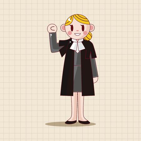 auction: judge theme elements