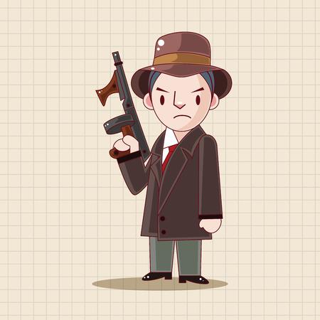 mafia: mafia theme elements