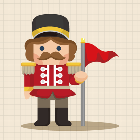toy soldier: Toy Soldiers theme elements