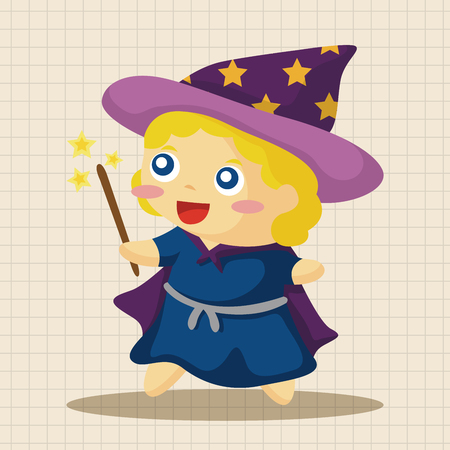 miraculous: magician theme elements