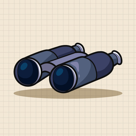 observations: Telescope theme elements