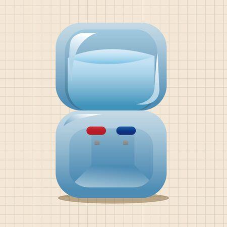 dispenser: Home appliances theme dispenser elements