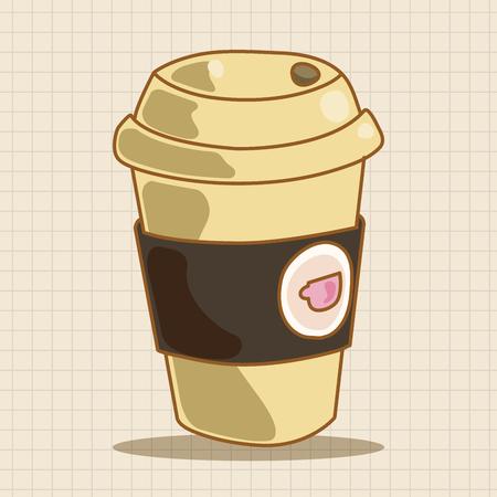 takeaway: takeaway coffee theme elements