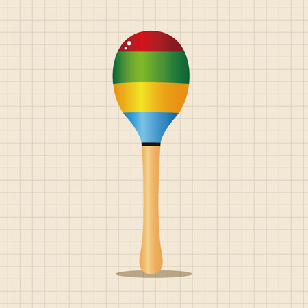 sonaja: baby toy rattle theme elements