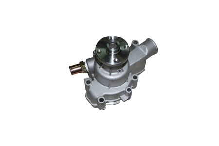Car water pump isolated on a white