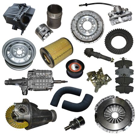 collage parts for auto