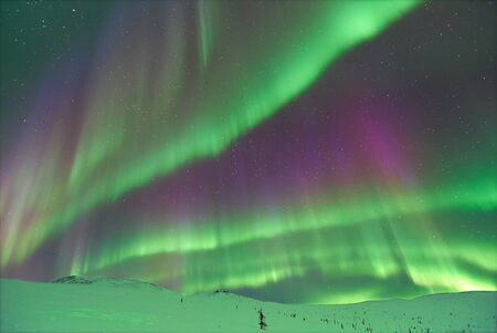 norway: Alaska Borealis Northern Lights
