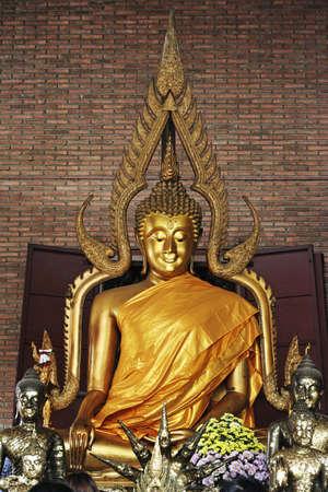 Buddha old of Ayuthaya