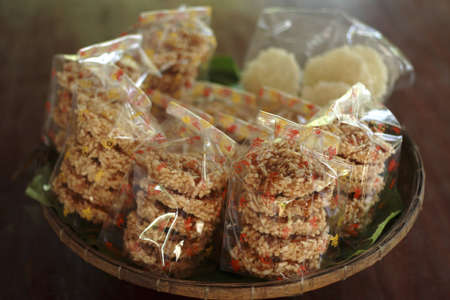 Rice cracker thailand style Stock Photo - 14354734