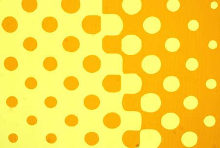 yellow dot board