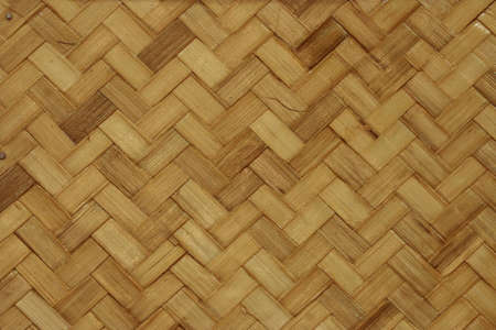 texture of bamboo mat