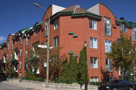 A big building made of brick Stock Photo - 2445226