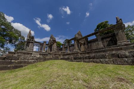 steep: Preah Vihear Temple