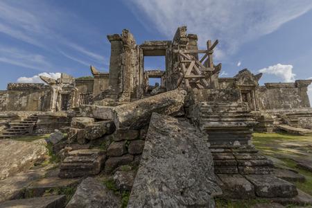 architech: Preah Vihear Temple