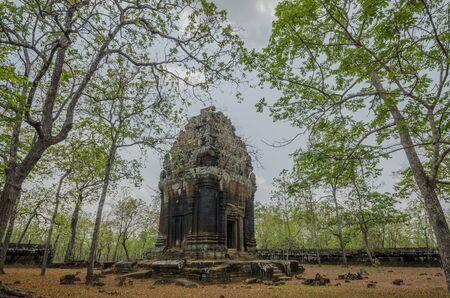 architech: Nean Khmau Stock Photo