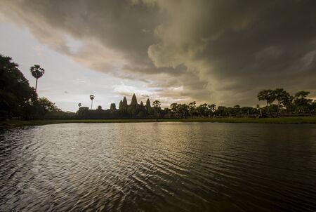 architech: Angkor Wat