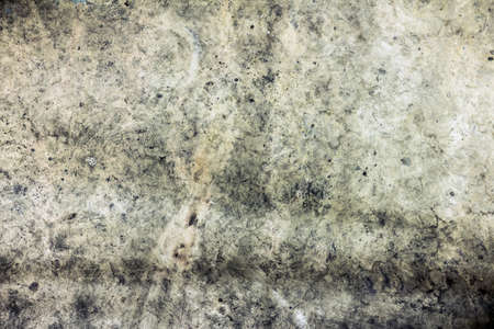 floor coverings: The texture of the old plastic floor coverings