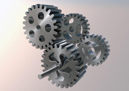 cogwheel: cogwheel Stock Photo