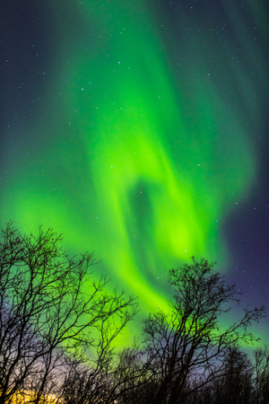 ionosphere: Northern lights