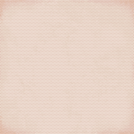 Vintage dotted vector pattern background