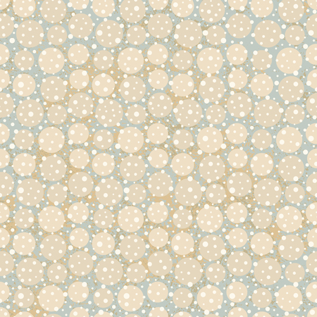 Beige abstract organic vector seamless pattern background 3
