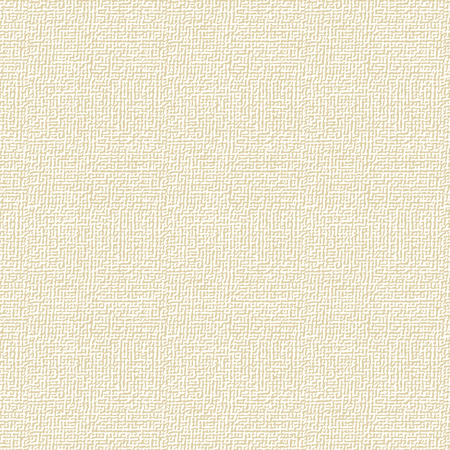 Beige canvas textured vector background.