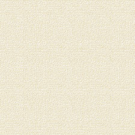 Fond de vecteur texturé toile beige. Vecteurs