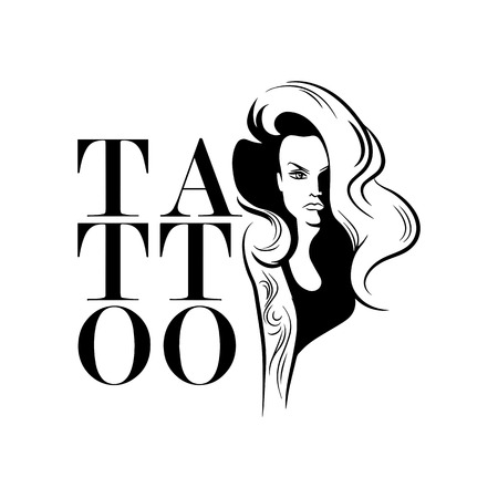 126 Tattooing Woman Cliparts Stock Vector And Royalty Free