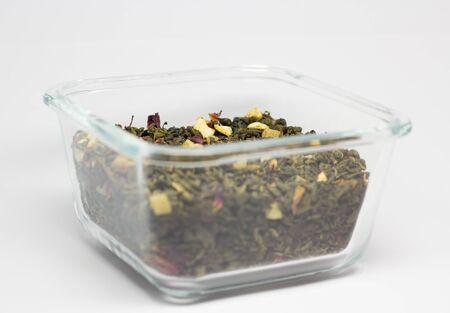 Tea in a bowl