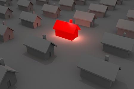 dwell: Glowing House