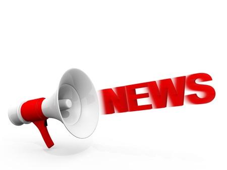 expostulate: Megaphone news