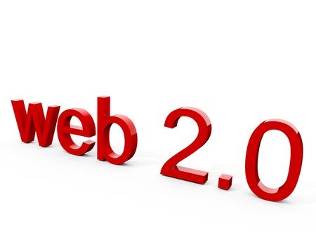 Web 2.0 Stock Photo - 8604322