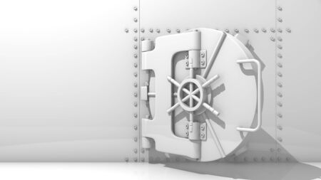 bank vault: bank vault to safe your money