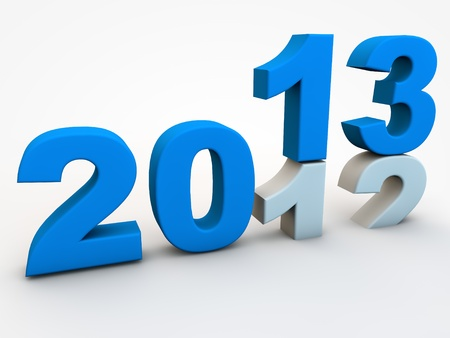 New Year Eve 2013 Stock Photo - 15309037