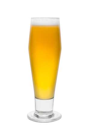 Classic Beer, with Foam top #1. Stock Photo