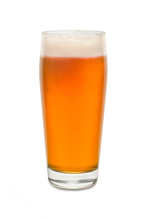 Craft Pub Glass with Beer #1.
