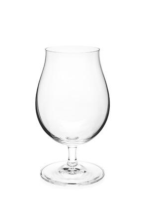 Empty Tulip Beer Glass . Stock fotó